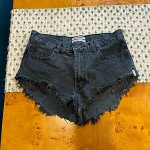 One Teaspoon Rollers Shorts Size 25